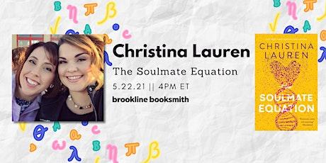 Christina Lauren with Rachel Hawkins & Shyla Watson: The Soulmate Equation tickets