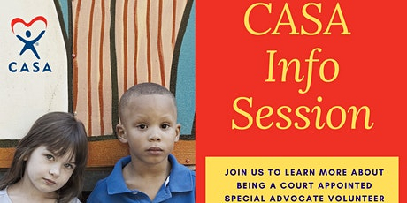 CASA Philadelphia Info Session tickets