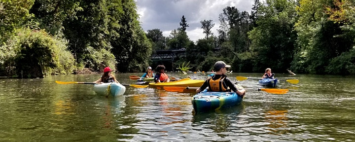 River Adventures Summer Camp - Sense of Place image