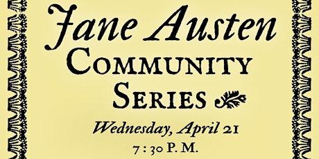 Jane Austen Community Series - Unfinished Works Bingo Trivia tickets