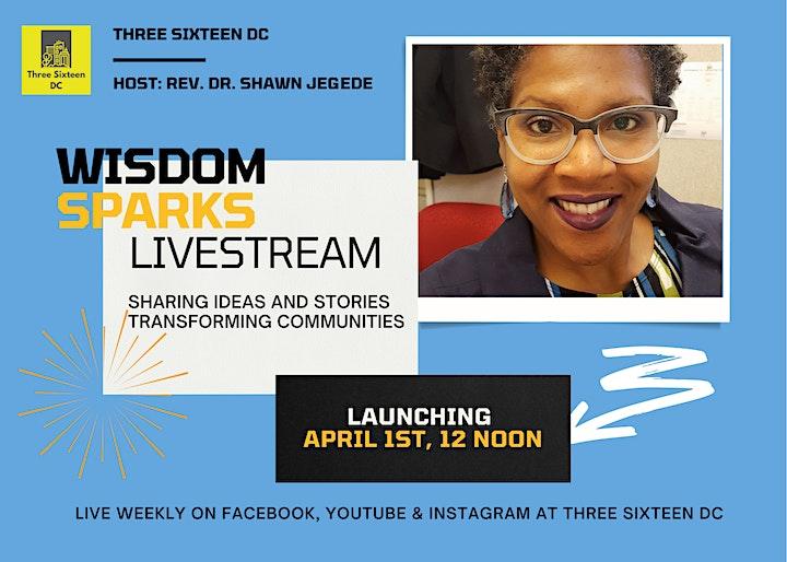 Wisdom Sparks Livestream image