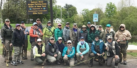Let's Connect NY Women In Fly Fishing tickets