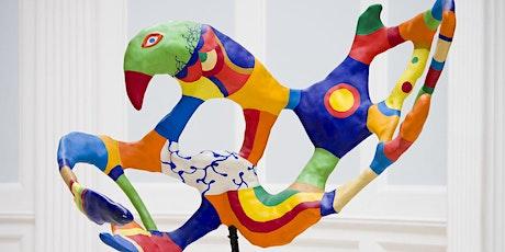 Coffee Conversation: Big Bird by Niki de Saint Phalle tickets