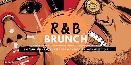 R&B Brunch LIVERPOOL - Re-opening 21 AUGUST tickets