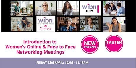 Intro To Women in Business FLEX (WIBN) tickets