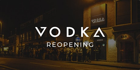 VODKA Winchester: Reopening tickets