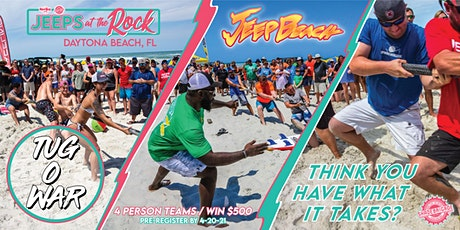 Jeeps At The Rock  - Tug-O-War Championship tickets