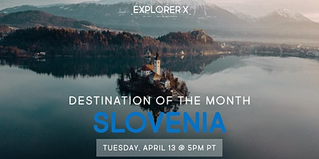 Destination of the Month: Slovenia Happy Hour tickets