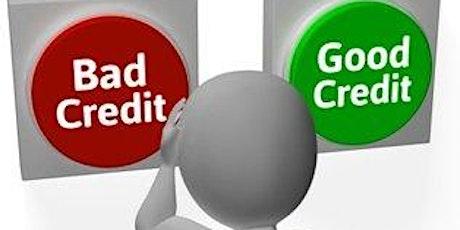 Good Credit, Bad Credit, or No Credit? No problem!! tickets