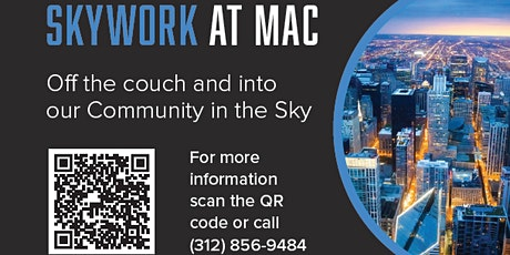 SkyWork at MAC: Off the Couch, Into a New Community tickets