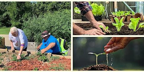 Gardening Group tickets