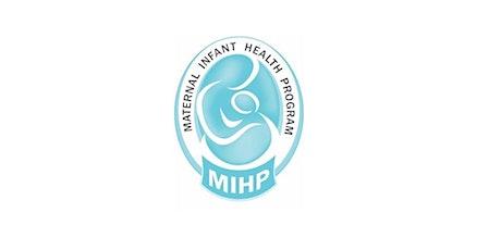 2021 MIHP Coordinator Meeting Webinar tickets