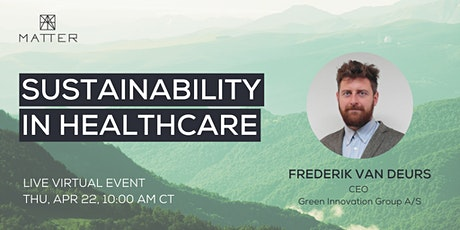 Sustainability in Healthcare tickets