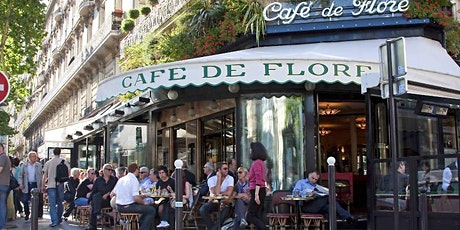 Paris Cafés—their Stories and Histories tickets