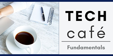 Tech Café : Basic Tips on Troubleshooting Your Technology Problems tickets