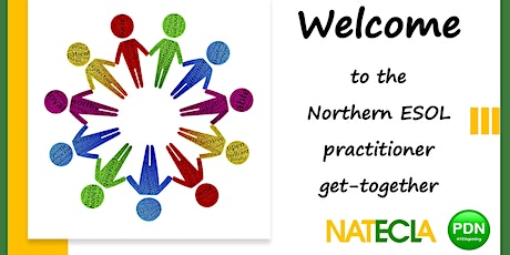 Northern ESOL Get Together: May tickets