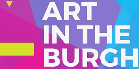 Art in the 'Burgh x The First Step Partnership tickets
