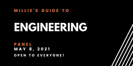 PANEL | Millie's Guide to Engineering tickets