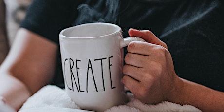 Creative Meet Up - Emerging Artists + Creatives tickets