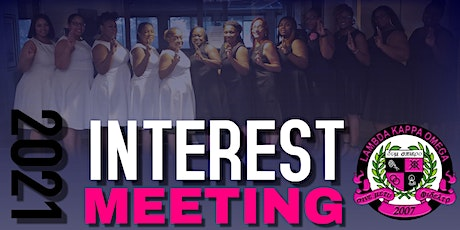 Lambda Kappa Omega Sorority, Incorporated Online Meet and Greet tickets