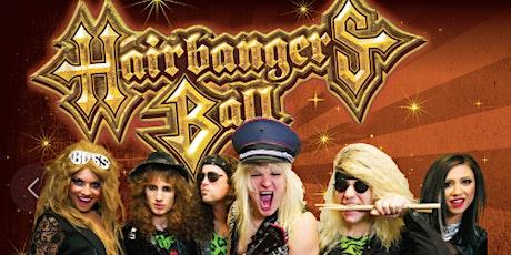 Dinner & A Show W/ HairBangers Ball tickets