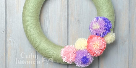 Spring Wreath Virtual Workshop tickets
