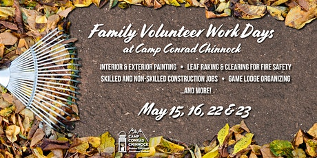 Family Volunteer Work Days tickets