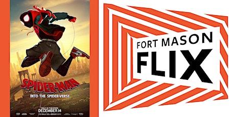 FORT MASON FLIX: Spider-Man: Into the Spider-Verse tickets