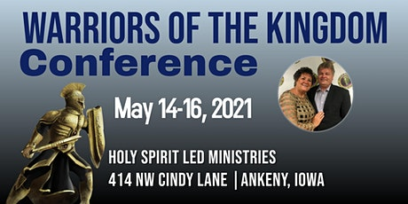 Warriors of the Kingdom Conference tickets