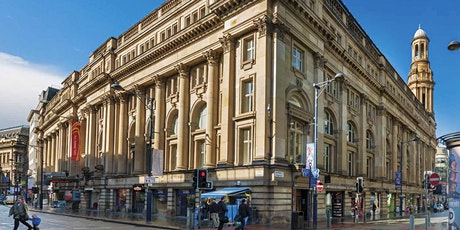 The Glories of Manchester Architecture on Zoom with Riba judge Ed Glinert tickets
