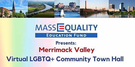 Merrimack Valley LGBTQ+ Town Hall and Listening Session tickets