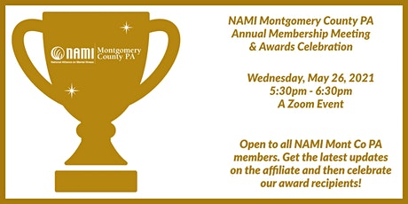 Annual Membership Meeting & Award Celebration tickets