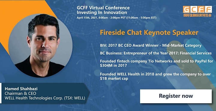 GCFF Virtual Conference 2021 – Investing In Innovation image