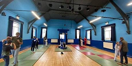 LJJ Juniors 6-15 years MEMBERS ONLY - Coalville INDOOR Jujitsu training tickets