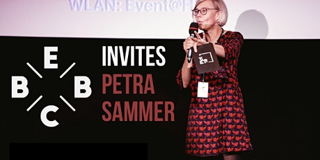 EBBC invites Petra Sammer - Storytelling to make a difference tickets