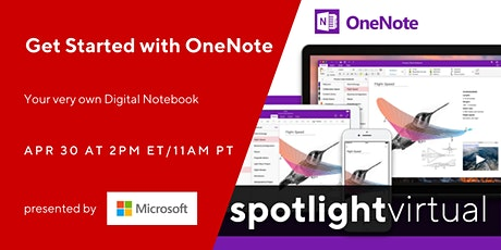 Get Started with OneNote Tickets