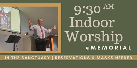 Worship in Maxwell Hall at 9:30AM tickets