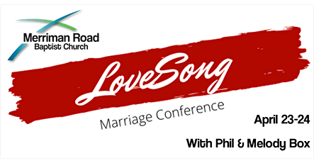 Love Song Marriage Conference tickets