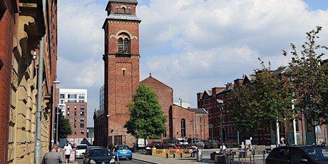 Ancoats: Zoom tour with Manchester's most energetic historian, Ed Glinert tickets
