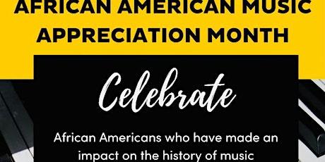 Biggs Radio Black Music Month 2021 Seminar  (National Record Store Day) tickets