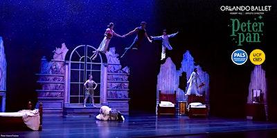 Community Collaborative Orlando Ballet Peter Pan