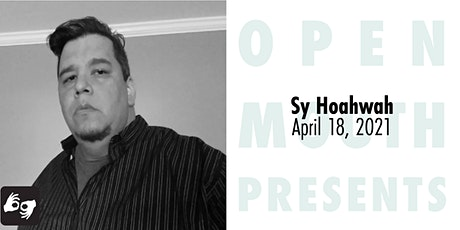 Writing Workshop with Sy Hoahwah tickets