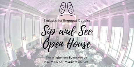 The Windamere Sip and See Wedding Open House tickets