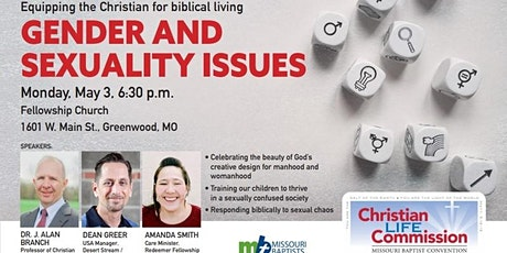 Unlocking Biblical Truth: Gender and Sexuality Issues tickets