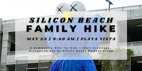 Silicon Beach Family Hike | Playa Vista  | May 23, 2021 tickets
