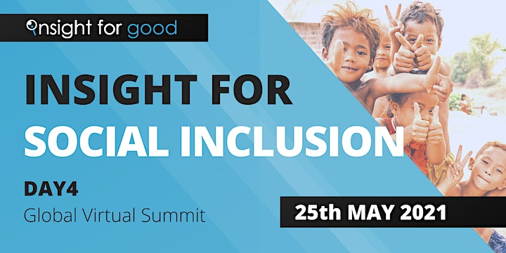 Insight for Good Summit image
