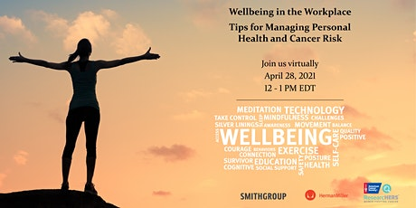 Wellbeing in the Workplace tickets