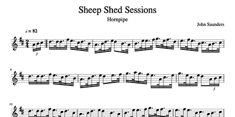 Welcome back to the (FASTER Paced) Sheep Shed! tickets