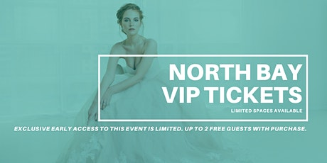 North Bay Pop Up Wedding Dress Sale VIP Early Access tickets