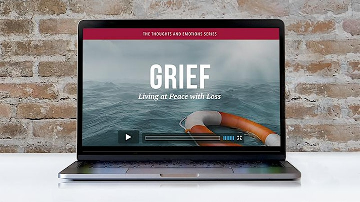 GRIEF AND LOSS:  Coping Day-to-Day in Our COVID World image